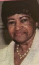 Dorothy Steward – 1927-2018